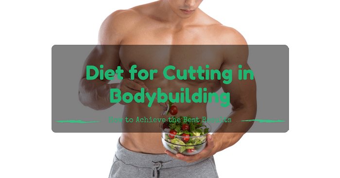 Diet for Cutting