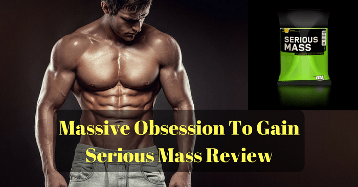 Massive Obsession To Gain: Serious Mass Review