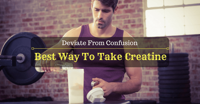 Best Way To Take Creatine