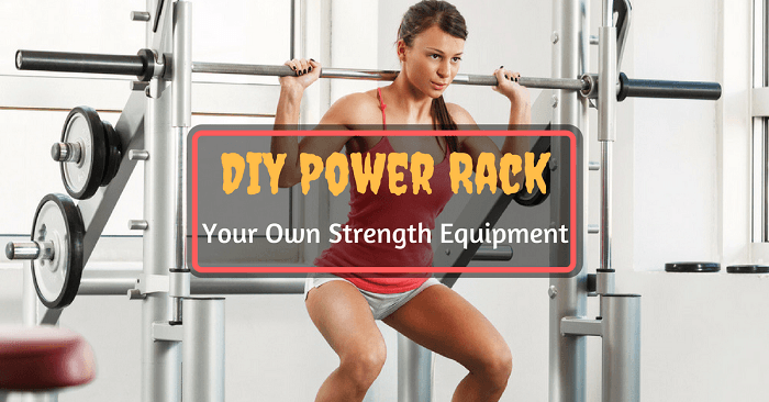DIY Power Rack: Your Own Strength Equipment