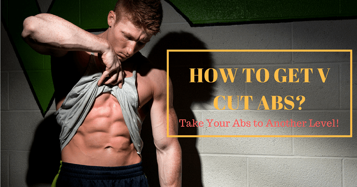 HOW TO GET V CUT ABS