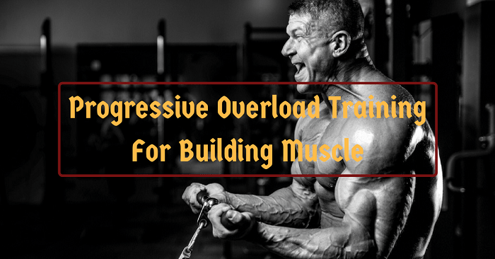 Progressive Overload Training For Building Muscle