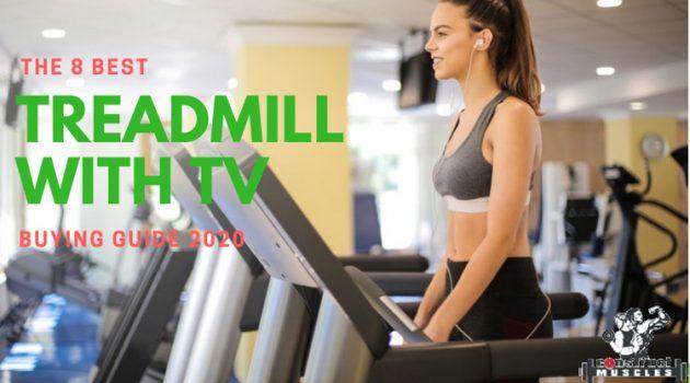 Treadmill With TV