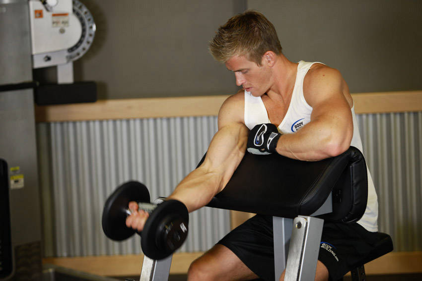 Bicep Workouts With Dumbbells: 5 Exercises Will Make You ...